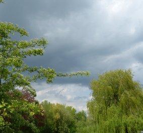 Χαλάει ο καιρός από σήμερα Δευτέρα - Που θα βρέξει;  - Κυρίως Φωτογραφία - Gallery - Video