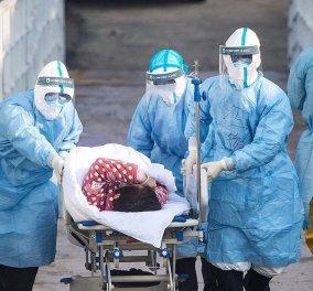 Το eirinika παρουσιάζει: Γραφήματα, αριθμούς με κρούσματα & θανάτους σε όλο τον πλανήτη - Κυρίως Φωτογραφία - Gallery - Video