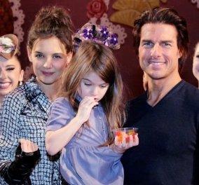 Σπάνιες φωτό της 13χρονης Suri Cruise με την μαμά της Katie Holmes - Εξαφανισμένος ο διάσημος μπαμπάς Tom Cruise - Κυρίως Φωτογραφία - Gallery - Video