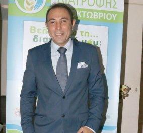 Ο αγαπητός διατροφολόγος Δημήτρης Γρηγοράκης δίνει on camera συμβουλές για την διατροφική αντιμετώπιση του Κορωνοϊού (βίντεο) - Κυρίως Φωτογραφία - Gallery - Video