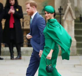Αυτά είναι τα σκουλαρίκια & τα κολιέ που φόρεσε στις αποχαιρετιστήριες εμφανίσεις της στο Λονδίνο – Ο συμβολισμός και οι τιμές (φωτό) - Κυρίως Φωτογραφία - Gallery - Video