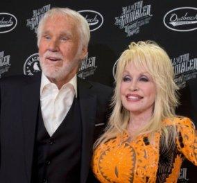 Για την απώλεια του συζύγου της θρηνεί η διάσημη ηθοποιός του Hollywood Dolly Parton  - Κυρίως Φωτογραφία - Gallery - Video
