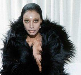 Vintage: Αυτό είναι το υπέροχο μαύρο supermodel στην ιστορία της μόδας – Η όμορφη Donyale Luna (Φωτό) - Κυρίως Φωτογραφία - Gallery - Video