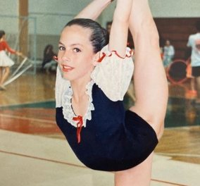 Vintage: Μικρούλα & αθλήτρια της ρυθμικής γυμναστικής - Αναγνωρίζετε την πολύ γνωστή ηθοποιό; (φωτό) - Κυρίως Φωτογραφία - Gallery - Video