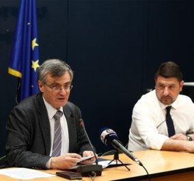 Live: Η ενημέρωση για τον κορωνοϊό από το Υπουργείο Υγείας και τον Σωτήρη Τσιόδρα - Κυρίως Φωτογραφία - Gallery - Video