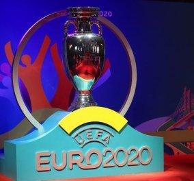Κορωνοϊός: Αναβάλλεται το Euro 2020 - Θα γίνει το καλοκαίρι του 2021 (φωτό) - Κυρίως Φωτογραφία - Gallery - Video