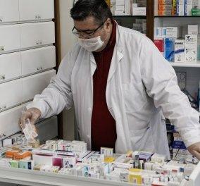 Κορωνοϊός - Φαρμακεία: Μπορείτε χωρίς εξουσιοδότηση να παραλαμβάνετε φάρμακα για τους ηλικιωμένους της οικογένειας - Κυρίως Φωτογραφία - Gallery - Video