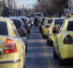 Κορωνοϊός: Διευκρινίσεις από την ομοσπονδία των ταξί για τον αριθμό πελατών  - Κυρίως Φωτογραφία - Gallery - Video