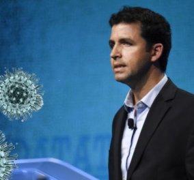 Ο κορυφαίος Έλληνας καθηγητής Μανόλης Κέλλης του ΜΙΤ: Ο ιός δε ζει χωρίς άνθρωπο – Αν κόψουμε τον πολλαπλασιασμό του, κόβουμε τη ζωή του - Κυρίως Φωτογραφία - Gallery - Video