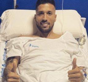 Βραζιλιάνος αθλητής θετικός στον κορωνοϊό: Υπέφερα πολύ, δεν είχα τη δύναμη να σηκωθώ, λιποθύμησα στο μπάνιο (φωτό - βίντεο) - Κυρίως Φωτογραφία - Gallery - Video