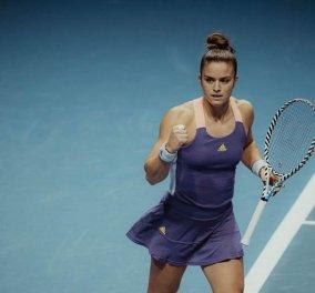 Πρωταθλήτρια τένις Μαρία Σάκκαρη: 7η μέρα καραντίνας για μένα & τα αδέρφια μου – Μένουμε σπίτι, ήρθαμε από το εξωτερικό (φωτό) - Κυρίως Φωτογραφία - Gallery - Video