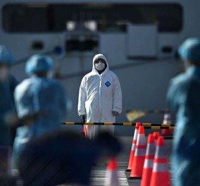 Κορωνοϊός - Μπράβο Κίνα: Κάνενα εγχώριο κρούσμα για πρώτη φορά - Εντοπίστηκαν 34 που ήλθαν απο ταξίδι στο εξωτερικό - Κυρίως Φωτογραφία - Gallery - Video