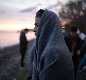 Απολογισμός τελευταίου 24ωρου: 1.000 μετανάστες μπήκαν στην Ελλάδα από τα 4 νησιά - 150.000 απέναντι από τη Λέσβο (φωτό) - Κυρίως Φωτογραφία - Gallery - Video