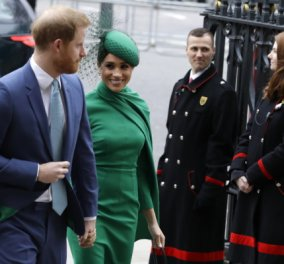 H Μέγκαν Μαρκλ τους τρέλανε όλους & φεύγει: Ντύθηκε τόσο σικάτα & κλασσάτα όσο καμία μέχρι σήμερα στο παλάτι (Βίντεο & Φωτό) - Κυρίως Φωτογραφία - Gallery - Video