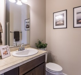 Μάθετε πως να καθαρίζετε το μπάνιο σας μέσα σε 5 λεπτά κάθε μέρα!  - Κυρίως Φωτογραφία - Gallery - Video