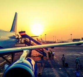 Κορωνοϊός: Υστερία σε πτήση της United Airlines - Έβηχε επιβάτης & το αεροσκάφος προσγειώθηκε εκτάκτως!  - Κυρίως Φωτογραφία - Gallery - Video