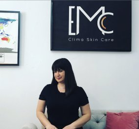 Αποκλ.: Made In Greece τα καλλυντικά EMC της Αγγελίνας Σωτήρη - Ενυδατώνουν την επιδερμίδα με βάση τις κλιματολογικές συνθήκες - Κυρίως Φωτογραφία - Gallery - Video