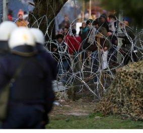 Αυτά είναι τα sms που στέλνουν οι ελληνικές αρχές στους πρόσφυγες - From the Hellenic Republic: Do not cross the borders - Κυρίως Φωτογραφία - Gallery - Video