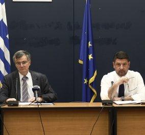 Κορωνοϊός - Ελλάδα: 17 νέα κρούσματα, 2543 συνολικά, 136 νεκροί & 43 διασωληνωμένοι  - Κυρίως Φωτογραφία - Gallery - Video