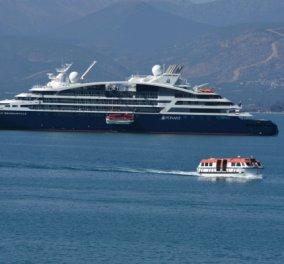7.000 Έλληνες που εργάζονταν σε κρουαζιερόπλοια απολύθηκαν λόγω κορωνοϊού μέχρι στιγμής - Στο 50% τουλάχιστον η πτώση ζήτησης - Κυρίως Φωτογραφία - Gallery - Video