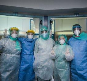 Καρέ – καρέ ένα μοναδικό φωτογραφικό ντοκουμέντο μέσα από το «Σωτηρία» - Οι άνθρωποι που δουλεύουν ακατάπαυστα και σώζουν ζωές  - Κυρίως Φωτογραφία - Gallery - Video