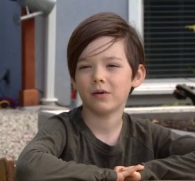 Story of the day: 6χρονος Καναδός μίνι επιχειρηματίας με χιούμορ - Άνοιξε περίπτερο με αστεία (φωτό - βίντεο) - Κυρίως Φωτογραφία - Gallery - Video