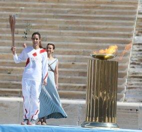 Κορωνοϊός: Όταν η Ολυμπιονίκης Κατερίνα Στεφανίδη πρέπει να προπονηθεί, τι κάνει; Μπαίνει στο σαλόνι της και το κάνει στίβο! (βίντεο) - Κυρίως Φωτογραφία - Gallery - Video