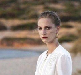 Ροζάνα Γεωργίου: Η Ελληνο-ολλανδέζα καλλονή, το μοντέλο για τη νέα κολεξιόν της Zeus & Dione (Φωτό)  - Κυρίως Φωτογραφία - Gallery - Video