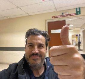 Κόλλησε κορωνοϊό, πνευμονία και γρίπη μαζί: Μετά από 17 ημέρες ο Αλέξης Αλεξίου ανάρρωσε και μας περιγράφει τον εφιάλτη που έζησε (φωτό) - Κυρίως Φωτογραφία - Gallery - Video