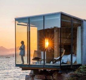 Θα μένατε εδώ; Και όμως είναι περιζήτητο boutique hotel της Νορβηγίας - Παραμυθένιες λήψεις - Κυρίως Φωτογραφία - Gallery - Video