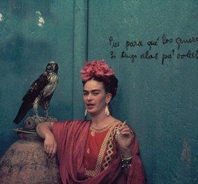 Good news: Επιτέλους  online περιήγηση στην Casa Azul, το μπλε σπίτι της θρυλικής ζωγράφου Φρίντα Κάλο - Κυρίως Φωτογραφία - Gallery - Video