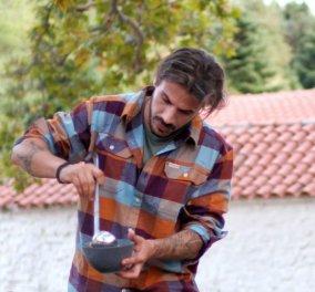 Ο Άκης Πετρετζίκης μας φτιάχνει χταπόδι με κοφτό μακαρονάκι, την πιο νόστιμη συνταγή του! - Κυρίως Φωτογραφία - Gallery - Video