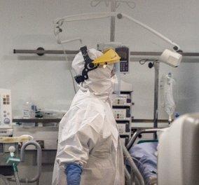 15χρονος με βαριά πνευμονία διασωληνωμένος σε νοσοκομείο της Πάτρας- Ύποπτο κρούσμα κορωνοϊού - Κυρίως Φωτογραφία - Gallery - Video