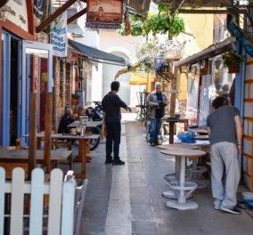 Εστιατόρια, μπαρ, καφετέριες: Πως και πότε ανοίγουν – Το αντισηπτικό στο τραπέζι   - Κυρίως Φωτογραφία - Gallery - Video