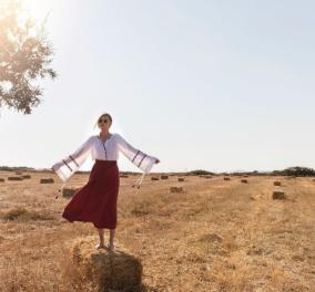 Η Θεσσαλονικιά Ancient Kallos εντυπωσιάζει με την Made in Greece νέα κολεξιόν της – Κεντήματα και λεπτοδουλειά (φωτό) - Κυρίως Φωτογραφία - Gallery - Video