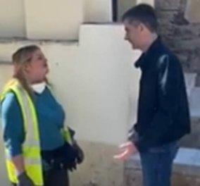 Good news η κυρία Ευαγγελία, καθαρίστρια στον Δήμο Αθηναίων -  Βρήκε 19.000 ευρώ και τις παρέδωσε στην αστυνομία - Κυρίως Φωτογραφία - Gallery - Video