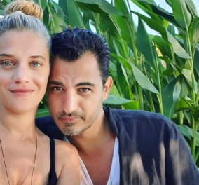 Δήμος Αναστασιάδης: Γιορτάζει τα γενέθλια του γιου του στο σπίτι με την σύζυγο και το σκυλάκι τους (φωτό) - Κυρίως Φωτογραφία - Gallery - Video