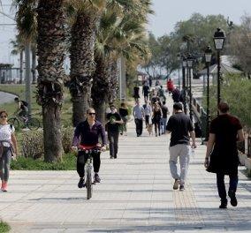 Κορωνοϊός - Ελλάδα: 1.959 πρόστιμα για άσκοπες μετακινήσεις σε μια μέρα - 85 παραβάσεις λόγω μετάβασης εκτός τόπου κατοικίας - Κυρίως Φωτογραφία - Gallery - Video