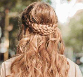 Τα μικρά πλεξουδάκια είναι top trend στα μαλλιά και θα απογειώσουν το look σου! Φτιάξτα μόνη σου στο σπίτι!  - Κυρίως Φωτογραφία - Gallery - Video