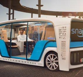 Η πανδημία φέρνει επανάσταση στις μετακινήσεις - Αυτοκαθαριζόμενα ταξί, νανοϋλικά, λιγότεροι επιβάτες σε λεωφορεία & τρένα - Κυρίως Φωτογραφία - Gallery - Video