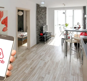 Airbnb: Αυτό είναι το νέο πρωτόκολλο ασφαλείας και υγιεινής απολύμανσης  - 24 ώρες κενά μετά το chek-in & το check-out - Κυρίως Φωτογραφία - Gallery - Video