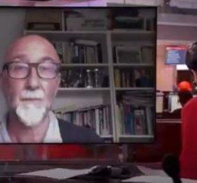O Γιος διακόπτει τo live του πατέρα του στο BBC & εκείνος μόνο που δεν τον έδειρε αφού τον έβρισε χυδαία (Βίντεο) - Κυρίως Φωτογραφία - Gallery - Video