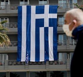 Κορωνοϊός – Ελλάδα: 207 νέα κρούσματα & 3 θάνατοι το τελευταίο 24ωρο – 54 συμπολίτες μας νοσηλεύονται διασωληνωμένοι  - Κυρίως Φωτογραφία - Gallery - Video