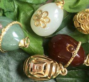 Made In Greece: Τα πολυαγαπημένα, κρεμαστά, πολύχρωμα αβγά του Ηλία Λαλαούνη για το Πάσχα (φωτό) - Κυρίως Φωτογραφία - Gallery - Video