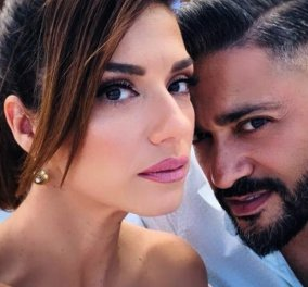Επέτειος για την Βάσω Λασκαράκη & τον Λευτέρη Σουλτάτο: Αδημοσιεύτες φωτό από τον ρομαντικό γάμο τους στην Κρήτη - Κυρίως Φωτογραφία - Gallery - Video