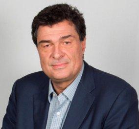 Ο συνάδελφος Αλέξης Παπαχελάς βγήκε από την εντατική & γραφεί:  Η κ. Κοτανίδου έκανε το θαύμα της στον Ευαγγελισμό – Οι δικοί μου ήρωες  - Κυρίως Φωτογραφία - Gallery - Video