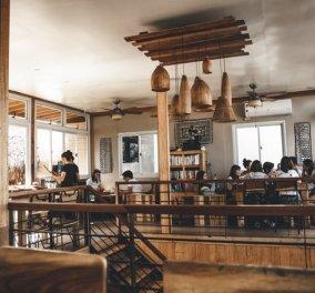 Γιατί τα κλιματιστικά σε ένα εστιατόριο μολύνουν με κορωνοϊό κάποιους πελάτες & όχι άλλους - Κυρίως Φωτογραφία - Gallery - Video