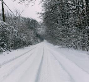 Εντυπωσιακές φωτό από τις χιονισμένες Ξάνθη και Καβάλα -   Στα λευκά «ντύθηκε» η Βόρεια Ελλάδα - Κυρίως Φωτογραφία - Gallery - Video