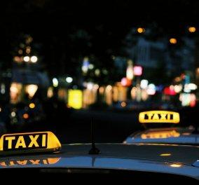 H ανησυχία των ταξιτζήδων στο κατακόρυφο – Τραγική η κατάσταση, οι πελάτες εξαφανίστηκαν (βίντεο) - Κυρίως Φωτογραφία - Gallery - Video