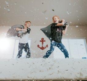 Ειδικοί ψυχολόγοι για τα κλεισμένα παιδιά στο σπίτι: H χύτρα βράζει – Τα tips για να τα κρατήσετε ήρεμα και ευχαριστημένα   - Κυρίως Φωτογραφία - Gallery - Video